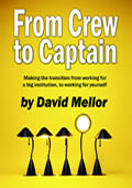 From Crew to Captain by David Mellor
