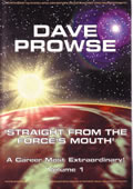 Straight from the Forces Mouth by Dave Prowse