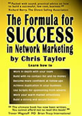 The Formula for Success by Chris Taylor
