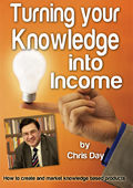 AuthorCraft Print on demand Turning your Knowledge into Income by Chris Day
